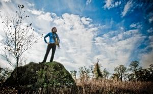 Bradelyn In The Blue Ridge, Photo By Sean Lyon